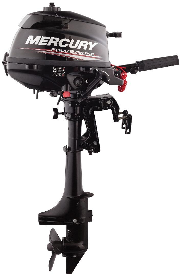 Ремонт лодочные моторы меркурий 5